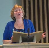 Pastor Christy Waltersdorff
